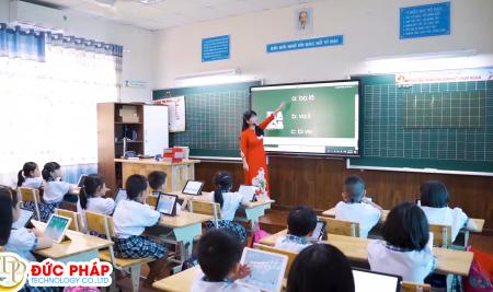 Màn hình tương tác thông minh ViewSonic: Việc dạy và học trở nên dễ dàng và thú vị hơn